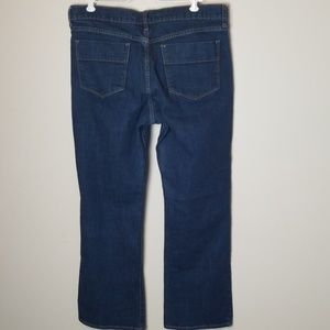 🌻Old Navy sweetheart size 12 short jeans bootcut